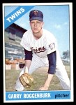 1966 Topps #582 COR Garry Roggenburk  Front Thumbnail