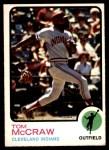 1973 O-Pee-Chee #86  Tom McCraw  Front Thumbnail