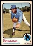 1973 O-Pee-Chee #324  Al Downing  Front Thumbnail