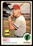 1973 O-Pee-Chee #31  Buddy Bell  Front Thumbnail