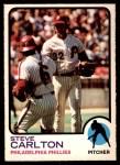 1973 O-Pee-Chee #300  Steve Carlton  Front Thumbnail