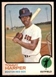 1973 O-Pee-Chee #620  Tommy Harper  Front Thumbnail
