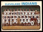 1973 O-Pee-Chee #629   Indians Team Front Thumbnail