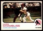 1973 O-Pee-Chee #11  Chris Chambliss  Front Thumbnail