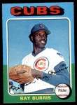 1975 O-Pee-Chee #566  Ray Burris  Front Thumbnail