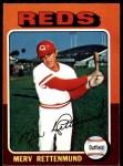 1975 O-Pee-Chee #369  Merv Rettenmund  Front Thumbnail