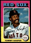 1975 O-Pee-Chee #537  Tommy Harper  Front Thumbnail