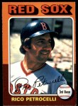 1975 O-Pee-Chee #356  Rico Petrocelli  Front Thumbnail
