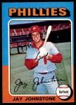 1975 O-Pee-Chee #242  Jay Johnstone  Front Thumbnail