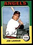 1975 O-Pee-Chee #317  Joe Lahoud  Front Thumbnail