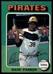 1975 O-Pee-Chee #29  Dave Parker  Front Thumbnail
