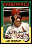 1975 O-Pee-Chee #649  Jack Heidemann  Front Thumbnail
