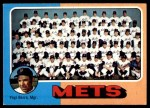1975 O-Pee-Chee #421   -  Yogi Berra Mets Team Checklist Front Thumbnail