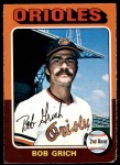 1975 O-Pee-Chee #225  Bobby Grich  Front Thumbnail