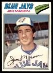 1977 O-Pee-Chee #211  Jim Mason  Front Thumbnail