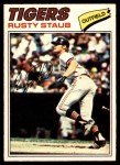 1977 O-Pee-Chee #88  Rusty Staub  Front Thumbnail
