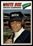 1977 O-Pee-Chee #246  Brian Downing  Front Thumbnail