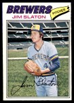1977 O-Pee-Chee #29  Jim Slaton  Front Thumbnail