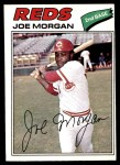 1977 O-Pee-Chee #220  Joe Morgan  Front Thumbnail