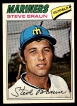 1977 O-Pee-Chee #123  Steve Braun  Front Thumbnail
