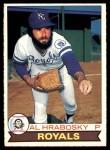 1979 O-Pee-Chee #19  Al Hrabosky  Front Thumbnail