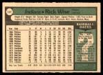 1979 O-Pee-Chee #127  Rick Wise  Back Thumbnail