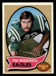 1970 Topps #167  Tim Rossovich  Front Thumbnail
