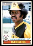 1979 O-Pee-Chee #132 TR Oscar Gamble   Front Thumbnail