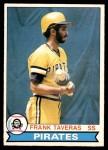 1979 O-Pee-Chee #79  Frank Taveras  Front Thumbnail