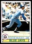 1979 O-Pee-Chee #322  Dave McKay  Front Thumbnail