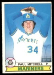 1979 O-Pee-Chee #118  Paul Mitchell  Front Thumbnail
