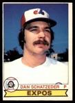 1979 O-Pee-Chee #56  Dan Schatzeder  Front Thumbnail
