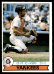 1979 O-Pee-Chee #50  Cliff Johnson  Front Thumbnail