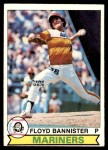 1979 O-Pee-Chee #154 TR Floyd Bannister   Front Thumbnail