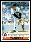 1979 O-Pee-Chee #86  Jim Beattie  Front Thumbnail