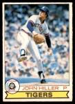 1979 O-Pee-Chee #71  John Hiller  Front Thumbnail