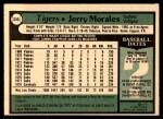 1979 O-Pee-Chee #235 TR Jerry Morales   Back Thumbnail