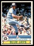 1979 O-Pee-Chee #122  Balor Moore  Front Thumbnail