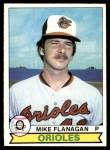 1979 O-Pee-Chee #76  Mike Flanagan  Front Thumbnail