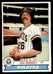 1979 O-Pee-Chee #39  Jim Bibby  Front Thumbnail