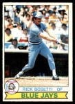 1979 O-Pee-Chee #279  Rick Bosetti  Front Thumbnail
