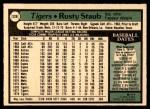 1979 O-Pee-Chee #228  Rusty Staub  Back Thumbnail