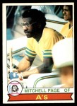 1979 O-Pee-Chee #147  Mitchell Page  Front Thumbnail