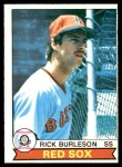 1979 O-Pee-Chee #57  Rick Burleson  Front Thumbnail