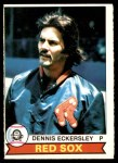 1979 O-Pee-Chee #16  Dennis Eckersley  Front Thumbnail