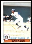 1979 O-Pee-Chee #24  Mickey Rivers  Front Thumbnail