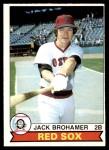 1979 O-Pee-Chee #25  Jack Brohamer  Front Thumbnail