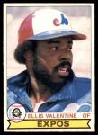 1979 O-Pee-Chee #277  Ellis Valentine  Front Thumbnail
