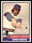1976 O-Pee-Chee #645  Darrell Porter  Front Thumbnail