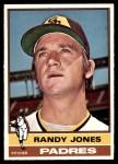 1976 O-Pee-Chee #310  Randy Jones  Front Thumbnail